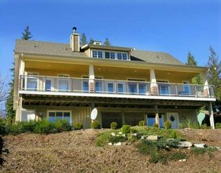 """Photo 2: 1221 ST ANDREWS RD in Gibsons: Gibsons & Area House for sale in """"MORNINGSTAR ESTATES"""" (Sunshine Coast)  : MLS®# V576321"""