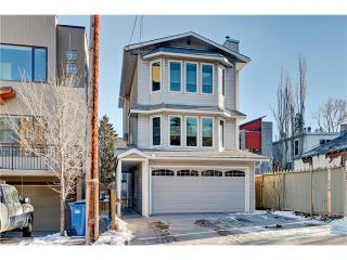 Photo 1: 2514 16B Street SW in Calgary: Bankview House for sale : MLS®# C4041437