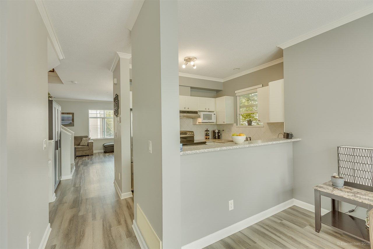 """Photo 11: Photos: 50 1010 EWEN Avenue in New Westminster: Queensborough Townhouse for sale in """"Windsor Mews"""" : MLS®# R2468809"""
