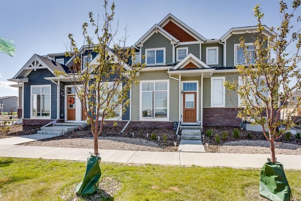 Main Photo: 125 Chinook Gate Boulevard SW: Airdrie Row/Townhouse for sale : MLS®# A1047739