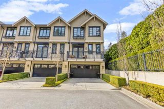 """Photo 28: 101 2580 LANGDON Street in Abbotsford: Abbotsford West Townhouse for sale in """"The Brownstones"""" : MLS®# R2563878"""