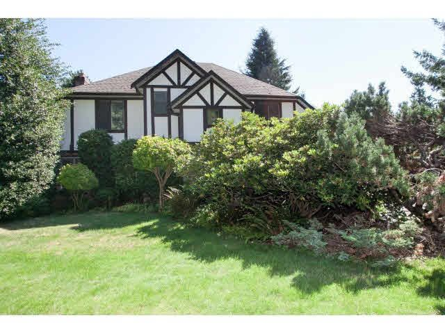 """Main Photo: 2538 148TH Street in Surrey: Sunnyside Park Surrey House for sale in """"Sherbrooke Estates"""" (South Surrey White Rock)  : MLS®# F1448509"""