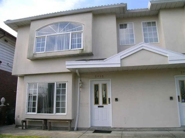 Main Photo: 3811 FRASER Street in Vancouver: Fraser VE 1/2 Duplex for sale (Vancouver East)  : MLS®# R2137667