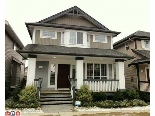 """Main Photo: 19080 69A AV in Surrey: Clayton House for sale in """"Clayton"""" (Cloverdale)  : MLS®# F1105516"""
