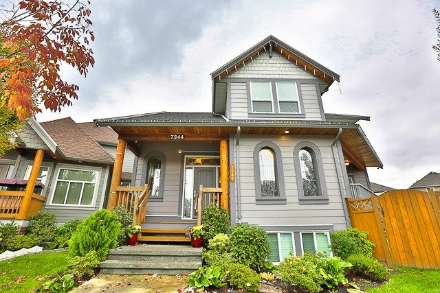 Main Photo: 7244 199 Street in Langley: Willoughby Heights House for sale : MLS®# R2008218