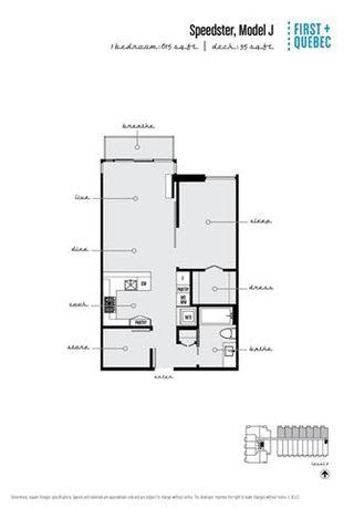 Photo 13: 1006 108 W E 1st Avenue in Vancouver: Mount Pleasant VE Condo for sale (Vancouver East)  : MLS®# R2116316