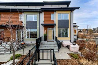 Photo 1: 7512 MAY Common in Edmonton: Zone 14 Townhouse for sale : MLS®# E4236152