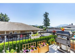 """Photo 35: 9 8880 NOWELL Street in Chilliwack: Chilliwack E Young-Yale Townhouse for sale in """"Parkside Place"""" : MLS®# R2607248"""