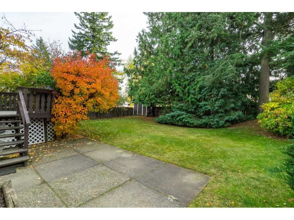 Photo 18: Photos: 3265 CHEAM Drive in Abbotsford: Abbotsford West House for sale : MLS®# R2417176
