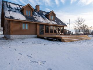 Photo 3: 18 Sunrise Drive in Gimli Rm: Siglavik Residential for sale (R26)  : MLS®# 202028746