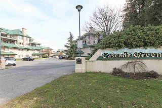 "Photo 1: 105 2958 TRETHEWEY Street in Abbotsford: Abbotsford West Condo for sale in ""CASCADE GREEN"" : MLS®# R2149273"
