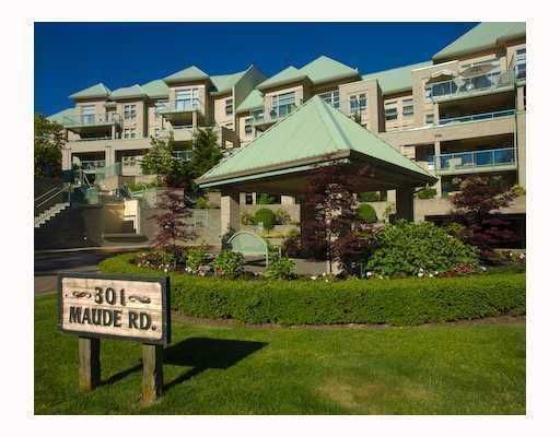 "Main Photo: 604 301 MAUDE Road in Port_Moody: North Shore Pt Moody Condo for sale in ""HERITAGE GRAND"" (Port Moody)  : MLS®# V773970"