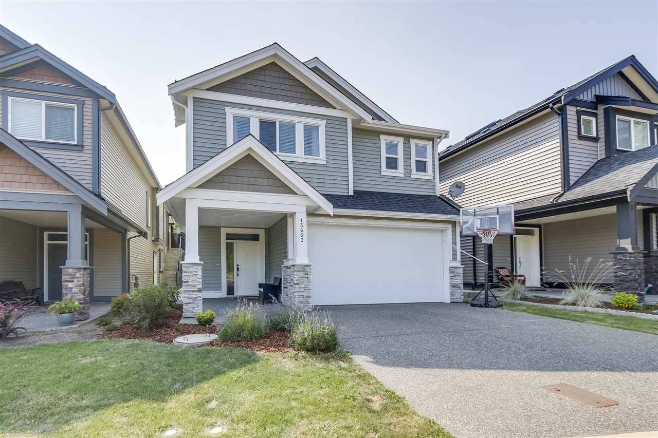 """Main Photo: 13653 230A Street in Maple Ridge: Silver Valley House for sale in """"CAMPTON GREEN"""" : MLS®# R2296358"""