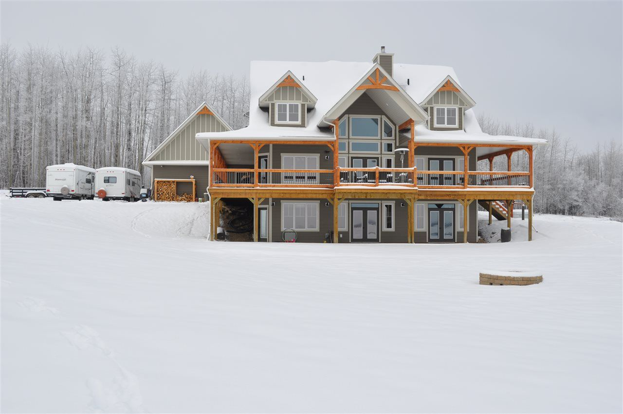 Main Photo: 11699 SHARDEN Drive in Charlie Lake: Lakeshore House for sale (Fort St. John (Zone 60))  : MLS®# R2426386