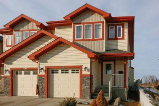 Photo 1: 3206 152 Avenue in Edmonton: Zone 35 House Half Duplex for sale : MLS®# E4231666