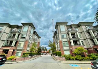 """Photo 1: 102 10455 UNIVERSITY Drive in Surrey: Whalley Condo for sale in """"D'Cor B"""" (North Surrey)  : MLS®# R2591756"""