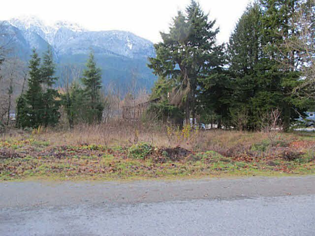 Main Photo: 1276 DEPOT Road in Squamish: Brackendale Land for sale : MLS®# V1037863