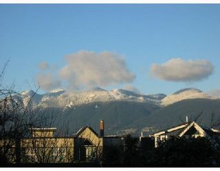 """Photo 4: 2268 ST GEORGE Street in Vancouver: Mount Pleasant VE Townhouse for sale in """"THE VANTAGE"""" (Vancouver East)  : MLS®# V691116"""