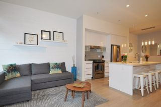 """Photo 2: 81 7811 209 Street in Langley: Willoughby Heights Townhouse for sale in """"EXCHANGE"""" : MLS®# R2121302"""