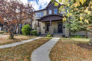 Photo 1: 1429 40 Street SW in Calgary: Rosscarrock Semi Detached for sale : MLS®# A1023202