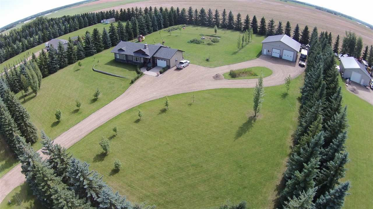 Main Photo: 3057 Twp Rd 485: Rural Leduc County House for sale : MLS®# E4235159