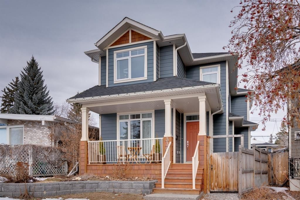 Main Photo: 3304 Rutland Road SW in Calgary: Rutland Park Detached for sale : MLS®# A1076379