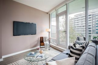 "Photo 10: 408 1633 ONTARIO Street in Vancouver: False Creek Condo for sale in ""KAYAK-Village on The Creek"" (Vancouver West)  : MLS®# R2471926"