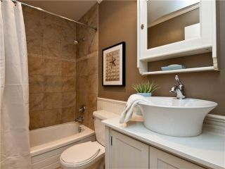 """Photo 7: 642 ST GEORGES Avenue in North Vancouver: Lower Lonsdale Townhouse for sale in """"ST GEORGES COURT"""" : MLS®# V899118"""