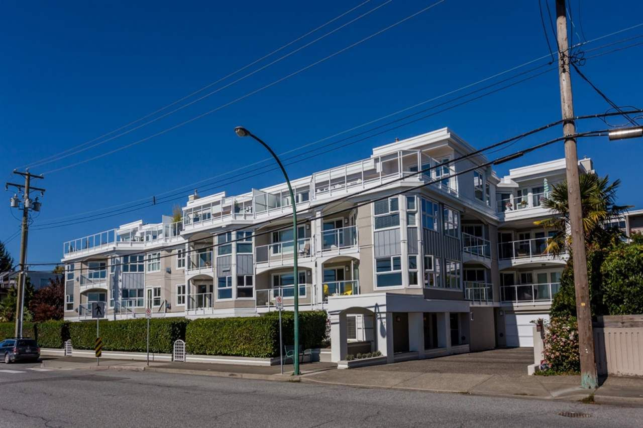 "Main Photo: 203 15367 BUENA VISTA Avenue: White Rock Condo for sale in ""The Palms"" (South Surrey White Rock)  : MLS®# R2093248"