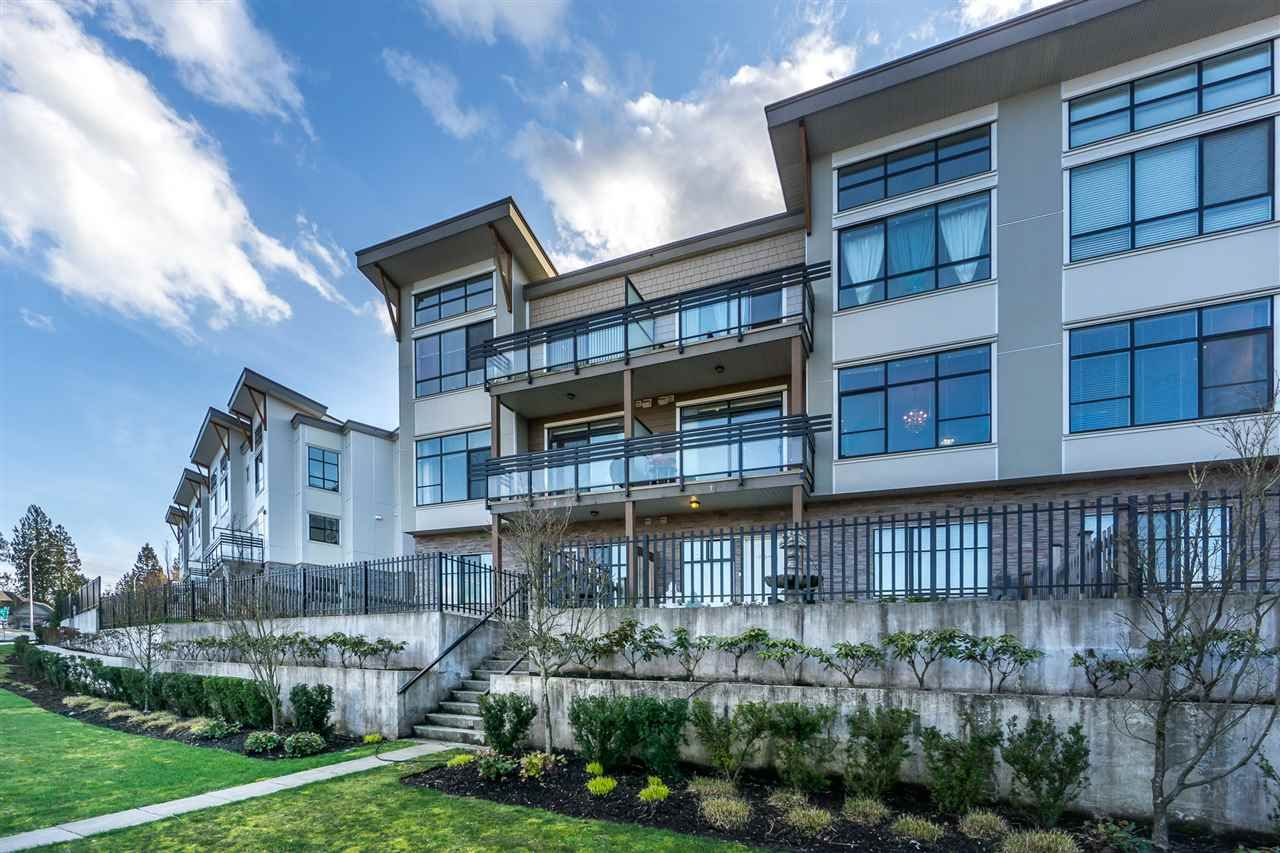 Main Photo: 7 9989 E BARNSTON Drive in Surrey: Fraser Heights Townhouse for sale (North Surrey)  : MLS®# R2249315