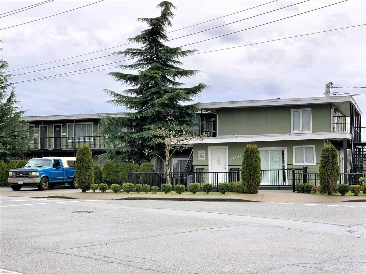 Main Photo: 11742 224 Street in Maple Ridge: East Central Multi-Family Commercial for sale : MLS®# C8037011