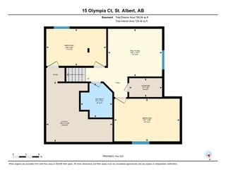 Photo 37: 15 Olympia Court: St. Albert House for sale : MLS®# E4233375