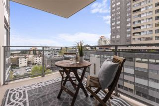 """Photo 19: 906 608 BELMONT Street in New Westminster: Uptown NW Condo for sale in """"VICEROY"""" : MLS®# R2573605"""