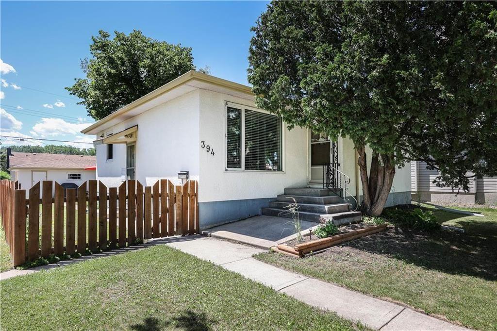 Main Photo: 394 Leighton Avenue in Winnipeg: East Kildonan Residential for sale (3D)  : MLS®# 202115432