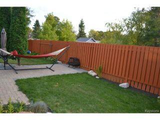 Photo 15: 10 Weeping Willow Drive in WINNIPEG: St Vital Residential for sale (South East Winnipeg)  : MLS®# 1321233