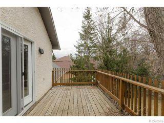 Photo 14: 88 Brahms Bay in Winnipeg: North Kildonan Residential for sale (North East Winnipeg)  : MLS®# 1607582
