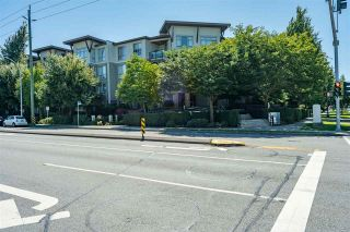 "Photo 1: 107 15988 26 Avenue in Surrey: Grandview Surrey Condo for sale in ""THE MORGAN"" (South Surrey White Rock)  : MLS®# R2512758"