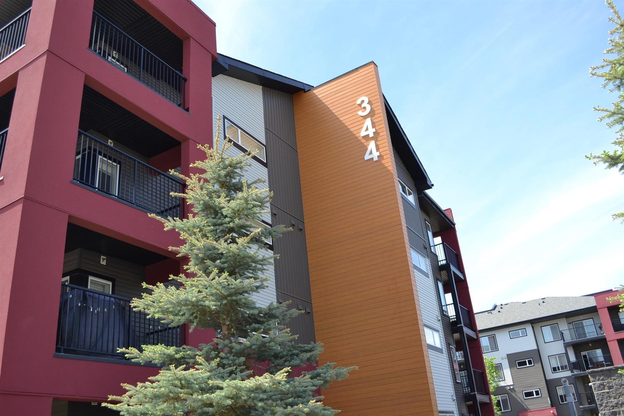Main Photo: 122 344 WINDERMERE Road in Edmonton: Zone 56 Condo for sale : MLS®# E4248558