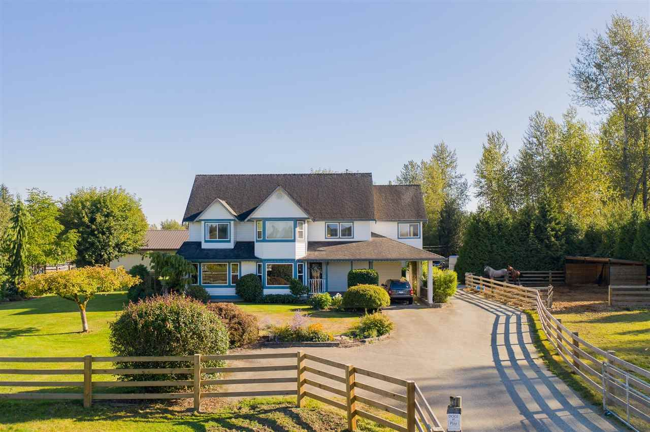 Main Photo: 25350 64 AVENUE in Langley: County Line Glen Valley House for sale : MLS®# R2400914