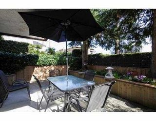 """Photo 15: 101 410 AGNES Street in New Westminster: Downtown NW Condo for sale in """"MARSEILLE PLAZA"""" : MLS®# V1069596"""