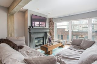 Photo 4: 605 1155 MAINLAND STREET in Vancouver: Yaletown Condo for sale (Vancouver West)  : MLS®# R2518362