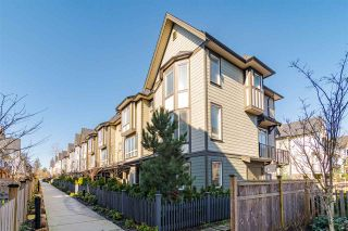 """Photo 1: 74 8138 204 Street in Langley: Willoughby Heights Townhouse for sale in """"Ashbury + Oak"""" : MLS®# R2437286"""