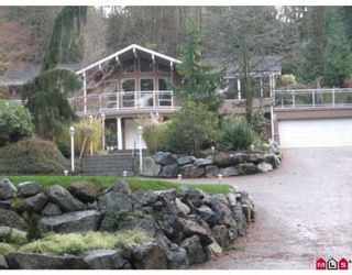 Photo 1: 13838 CRESCENT RD in White Rock: House for sale : MLS®# F2729545