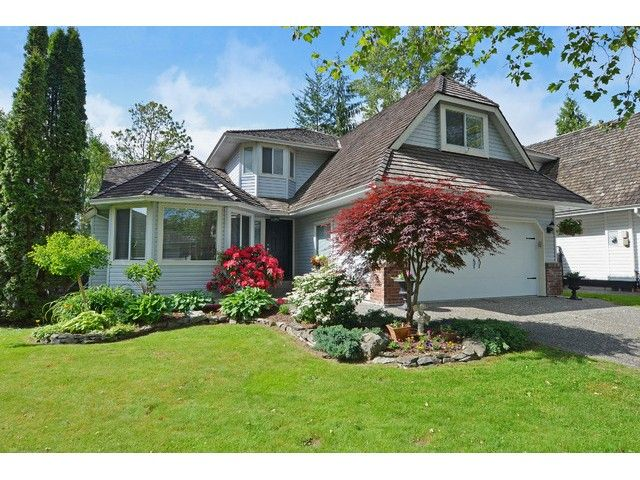 """Main Photo: 21510 83B Avenue in Langley: Walnut Grove House for sale in """"Forest Hills"""" : MLS®# F1442407"""