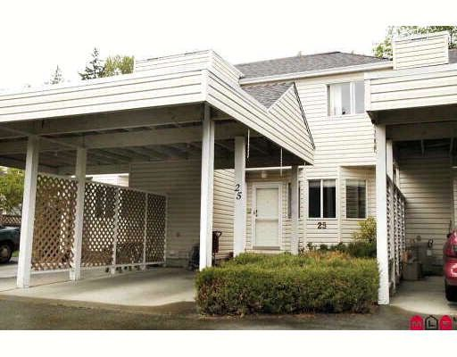 """Main Photo: 25 7560 138TH Street in Surrey: East Newton Townhouse for sale in """"Parkside"""" : MLS®# F2909640"""
