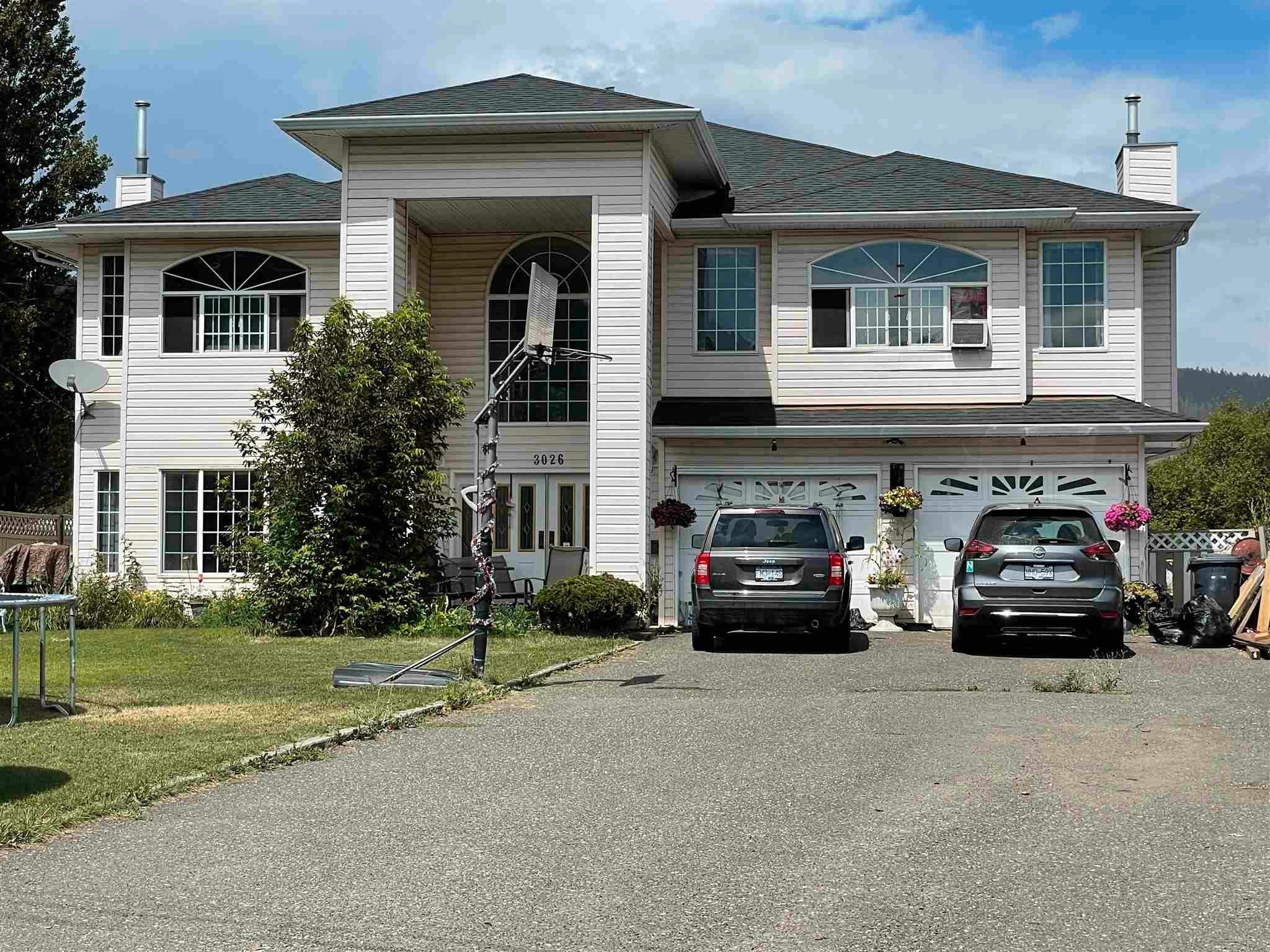 Main Photo: 3026 EDWARDS Drive in Williams Lake: Williams Lake - City House for sale (Williams Lake (Zone 27))  : MLS®# R2604151