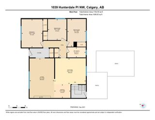 Photo 34: 1039 Hunterdale Place NW in Calgary: Huntington Hills Detached for sale : MLS®# A1144126