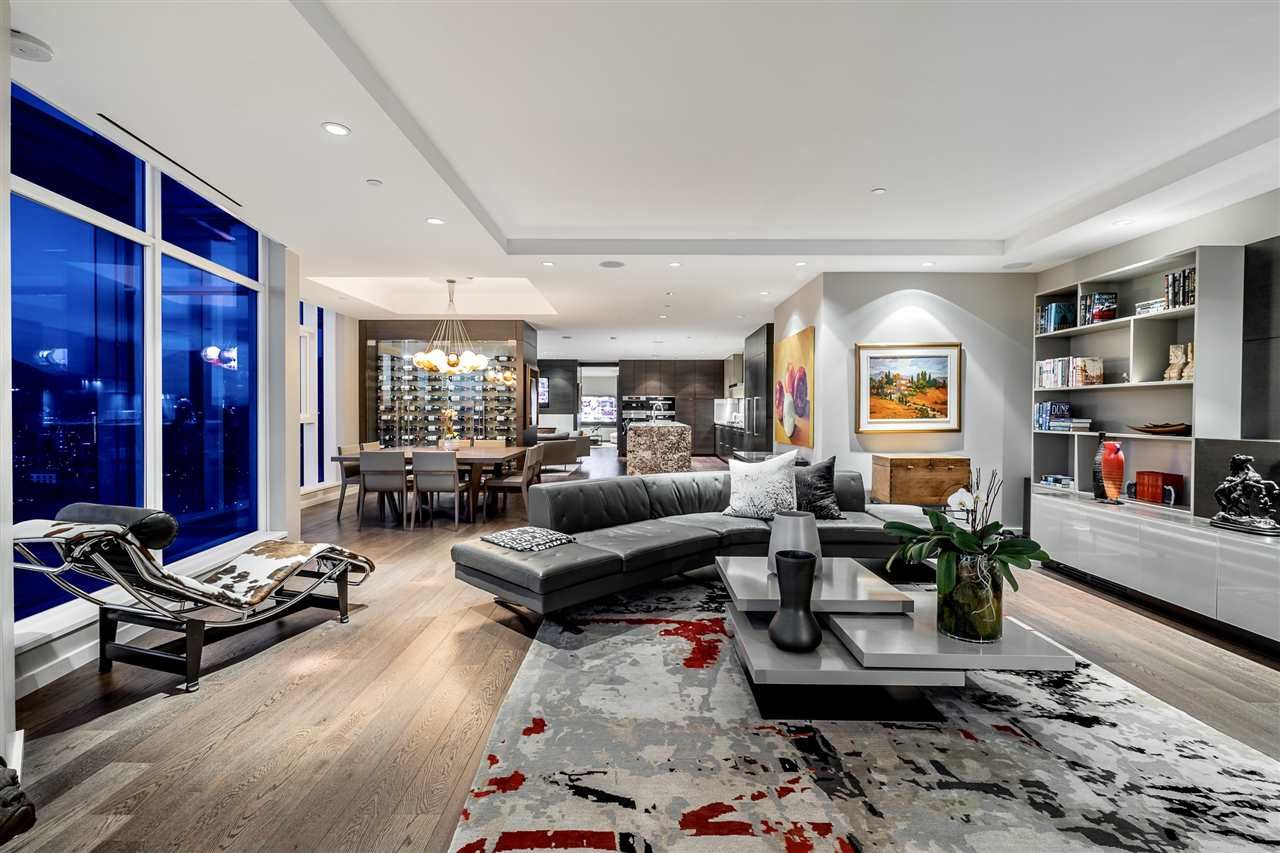 """Photo 9: Photos: 4601 1372 SEYMOUR Street in Vancouver: Downtown VW Condo for sale in """"The Mark"""" (Vancouver West)  : MLS®# R2553966"""