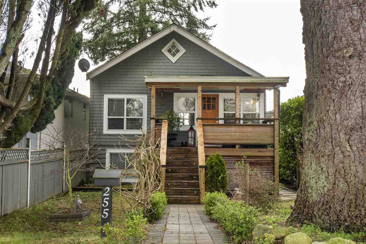 Main Photo: 255 E 20TH Street in North Vancouver: Central Lonsdale House for sale : MLS®# R2530092