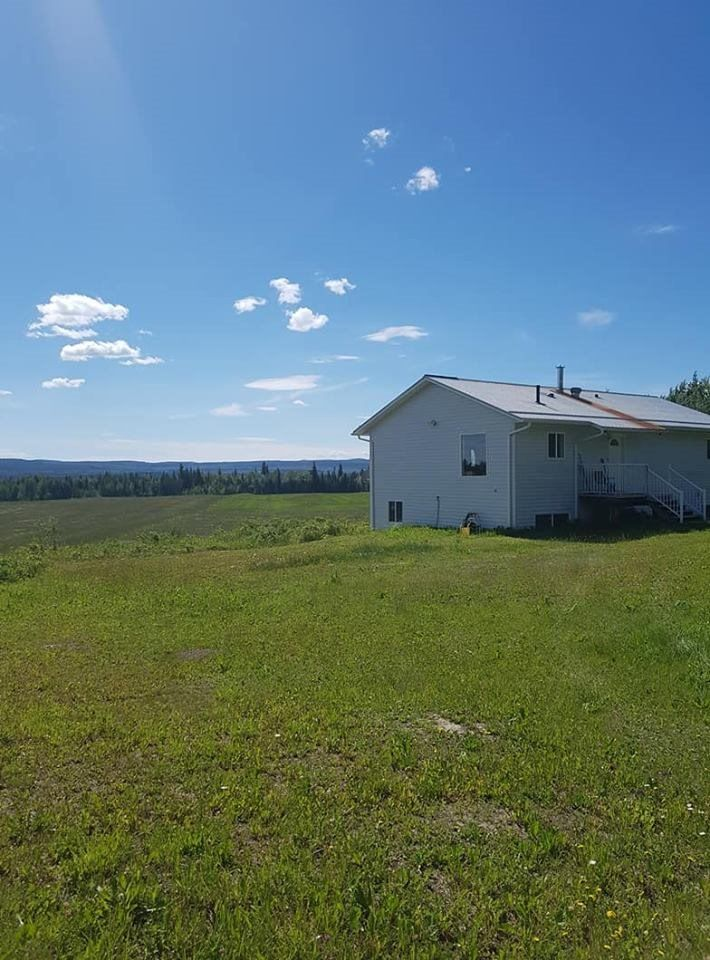 Main Photo: 23200 S MCBRIDE TIMBER Road in Prince George: Upper Mud House for sale (PG Rural West (Zone 77))  : MLS®# R2354955